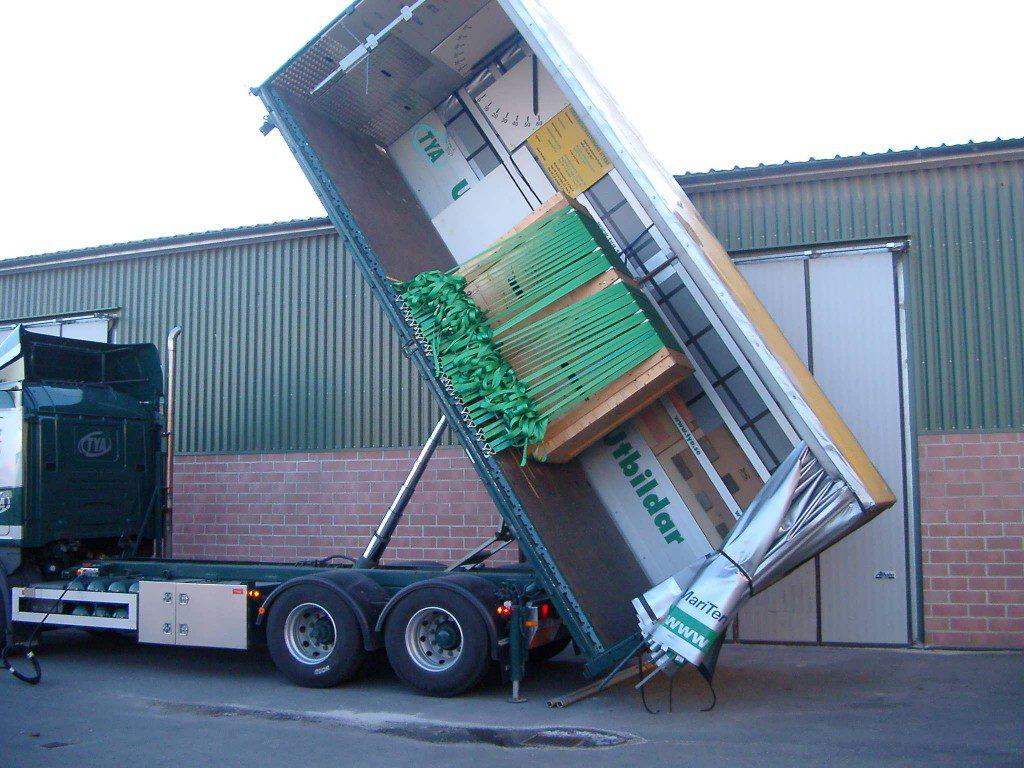 Lastsakringsbilen 30 band langdled